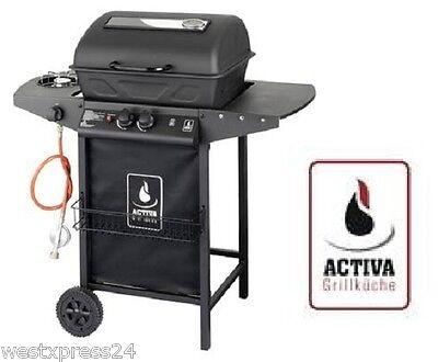Landmann Gasgrill B Ware : Activa grill lavastein gasgrill gas