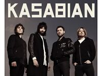 Kasabian ticket