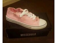 Brand new trainers x2 size 6