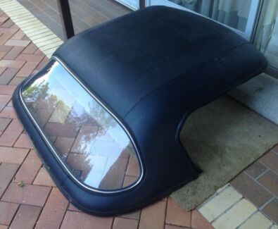 Triumph TR7 or TR8 convertible hardtop removable roof Bardon Brisbane North West Preview