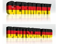 German language tutoring and document translation available
