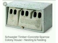 Sparrow house