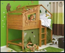 NEXT Treehouse bed high sleeper