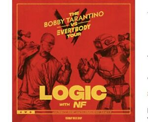 Anyone wanna watch LOGIC for July 15th Concert