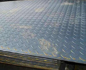 WANTED STEEL CHECKERED / DIAMOND PLATE 1/16 THICKNESS