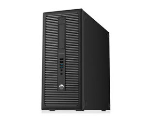 HP-Elite-800G1-Tower-i5-4570-3-2ghz-8GB-Ram-500GB-HDD-Windows-10-Pro