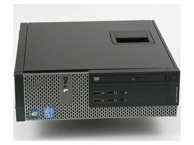 Dell Optiplex 790 Core i3 2100 @ 3, 1GHz 4GB 250GB DVD Home Office PC SFF B-Ware