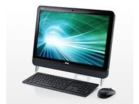 23inch touchscreen all in one Dell Vostro 360 almost new