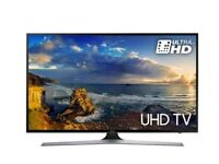 Samsung 43 inch Smart LED UE43MU6120 4k TV. 2018 model