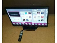 LG 37 inch smart led slim line tv excellent condition fully working