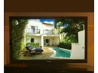 """40""""Sony led smart lcd tv full hd, USB Port, wifi, 3D glasses with built-in freeview"""
