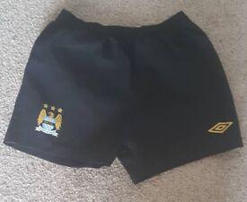 Boys age 4-5 Manchester City Shorts