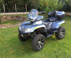 Quad ARCTIC CAT CRUISER 700 EFI Downtown-West End Greater Vancouver Area image 1
