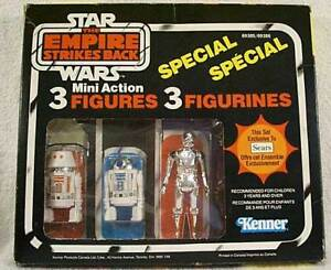 Wanted star wars :general veers shrinkwrap or 3 packs 4 packs 7