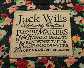 Jack wills floral purse