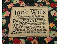 Jack wills floral purse