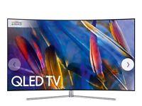 Samsung TV QE49Q7F 49 Inch model 4K Ultra HD Smart QLED