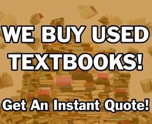 We Buy Your Unwanted Textbooks!
