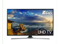 Samsung ue58mu6120 smart 4k big screen 58 inch UHD TV. It's in New condition