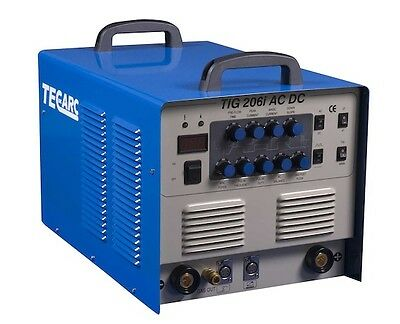 Technical Arc Ac Dc 216i Tig Welding Inverters