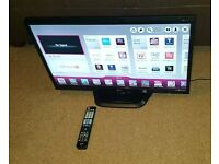 LG 37 inch smart led HD TV excellent condition fully