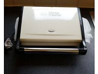 New Cream George Foreman Grill