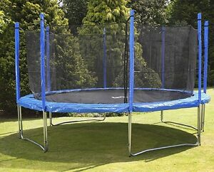 12 foot Trampoline (no safety net)