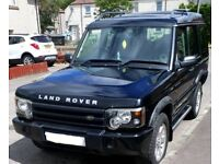 7 seater discovery td5 MOTD MARCH LOTS OF HISTORY