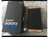 samsung galaxy s7 edge sim free/ unlocked