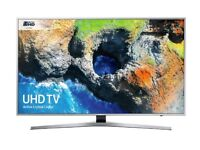 "Samsung TV 55 Inch 6 Series UE55MU6470U - 55"" LED Smart TV - 4K Ultra HD"