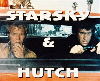 """STARSKY AND HUTCH TELEVISION PHOTO Poster Print 24x20"""""""