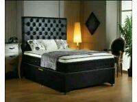 Luxury 2000 pocket sprung mattress