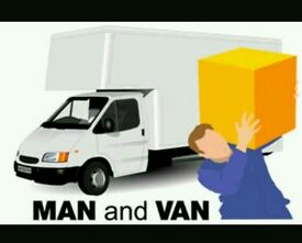 Man with van/Removal services