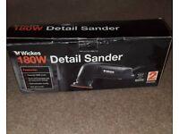 Wickes detail sander, power tools