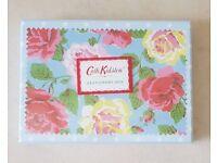 Cath Kidston Stationery Box BNIB 30 Sheets and Envelopes
