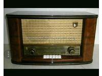 Vintage radio philips 643a 1950's