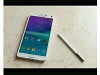 Samsung Galaxy Note 4 Unlocked (Like New)