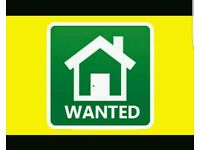 HOUSE/APARTMENT WANTED TO RENT