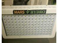 Mars hydro 600w 120 led hydroponic light