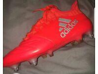 Adidas x 16.3 boots