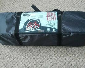 Halfords Bike Tent