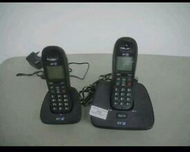 DIGITAL CORDLESS PHONE BT 100 TWIN
