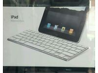 Ipad keyboard charging dock new sealed.