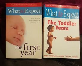 What to expect first year and toddler