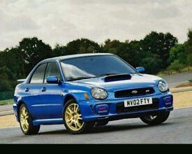 Subaru wrx looking for