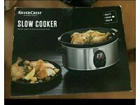 Silvercrest slow cooker