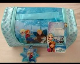 Frozen girls beauty bag