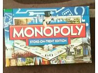 Monopoly Stoke on Trent Edition