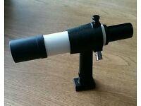 Telescope Finderscope.