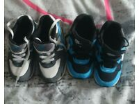 children's shoes size 8 infant in excellent condition.